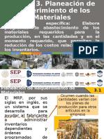 3. Planeación de Requerimiento de los Materiales (1)