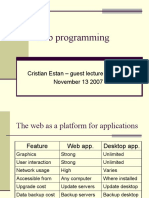 F07_Lecture18_webprogramming