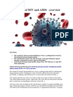 The science of HIV and AIDS.docx