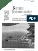 Grandes plataformas merinas-Mar del Norte
