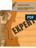 Violin Rock Star Can on Rock Sheetmusic Expert 1page