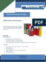 TDS NORD TEST U 88 english