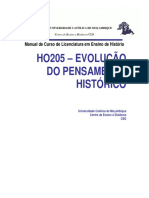 Evolucao do Pensamento Historico.pdf