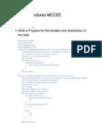 Discrete Mathematics Assignment