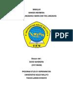 BAHASA INDONESIA ARTIKEL LANGSUNG DAN TAK LANGSUNG DAVID.docx