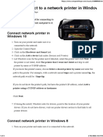 How to connect a network printer in Windows.pdf