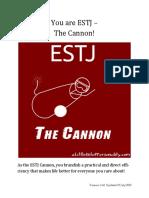 ESTJ Cannon