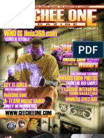 Geechee One Volume 5 Issue 3