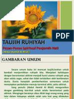 Resume Buku_Taujih Ruhiyah_Zuber Safawi