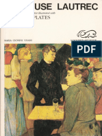 TOULOUSE-LAUTREC (1864-1901) 80 COLOUR PLATES