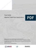2_Case Study_Abalone trade from South Africa_FINAL