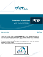 Faster and Smarter Procurement to Pay Software