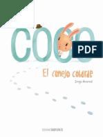 Coco, El Conejo Cobarde