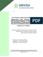 Nota Técnica n 04-2020 GVIMS-GGTES-ANVISA-ATUALIZADA