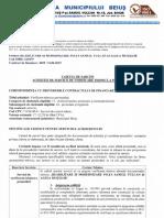Caiet sarcini verificare proiectare cod smis 121879
