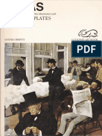 EDGAR DEGAS (1834-1917) 80 COLOUR PLATES