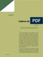 Caderno de traducao