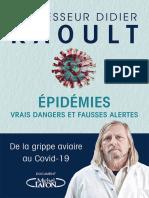 Didier Raoult - Epidémies - s - de la grippe aviaire au Covid-19