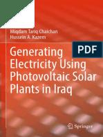 Miqdam Tariq Chaichan Hussein A. Kazem. Generating Electricity Using Photovoltaic Solar Plants in Iraq.pdf