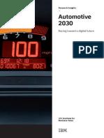 Automotive - 2030