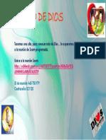 invitación 8° (Marzo 30)