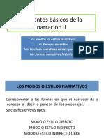 modos y estilos narrativos (1).ppt