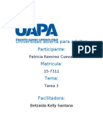TAREA 3 TECNICA DE ENTREVISTA