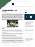 La historia del Narcotráfico en México - Narcoviolencia _ Blog del Narco _ ElBlogdelNarco