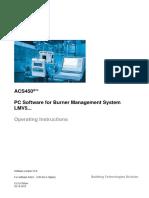 ACS450 Burner Management System March 2016