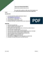 weld inspection check list