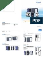 PLC Xinje Modelos