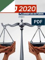Planner Psicologia Nova TJRJ
