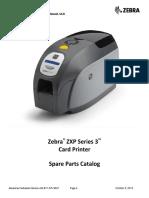 manual impresoras zebras