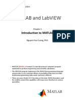 MATLAB and LABView_Chapter 1