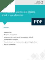Lectura fundamental 3 - Algebra Lineal
