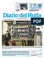 Edición Lunes 30 Marzo