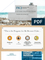 SSG Program Information