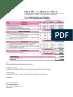 Arreglo de tapia divisoria del predio en Since febrero 12 de 2020