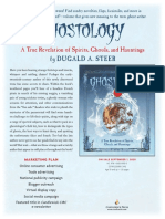 Ghostology Press Release