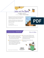Kaia and the Bees Teacher Tip Card