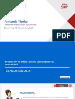 ASISTENCIAS TÉCNICA DE CIENCIAS SOCIALES