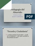 pedagogía del aburrido.pptx