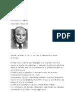 Minibiografía de Ray Kroc