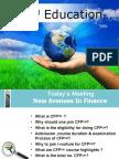 CFP Presentation