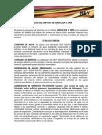 ANALISIS DEL METODO DE ARBOLEDA