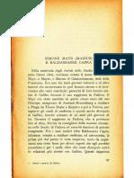 Abetti - Simone Mayr e Baldessarre Capra 1945