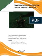 Sistema de luces de navegación y su regulación