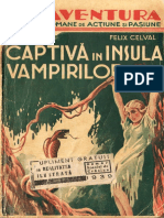 14-Felix Cerval - Captivă În Insula Vampirilor [1938]-An