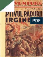 19-H.T. Magog - Captivul Pădurii Virgine [1938]-An