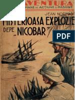 22-Jean Normand - Misterioasa Explozie de Pe Nicobar [1938]-An